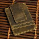Novcanik za kartice i novac sa štipaljkom