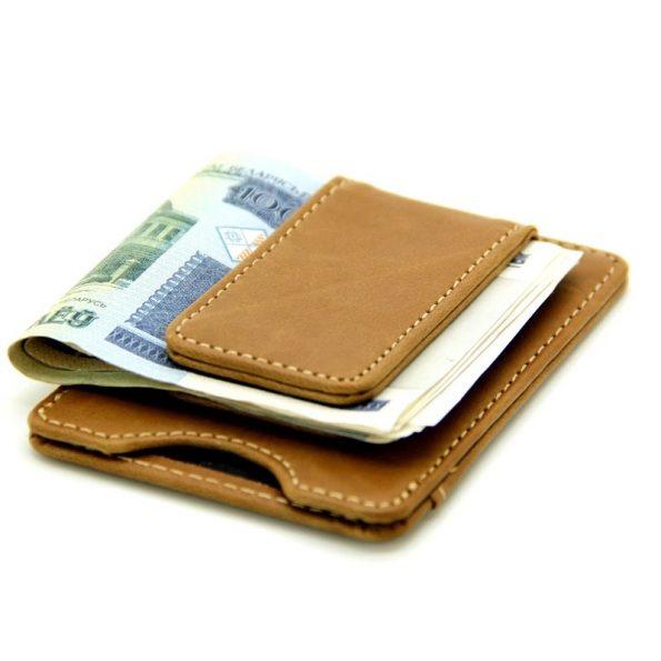 Novčanik za kartice sa magnetnom šnalom