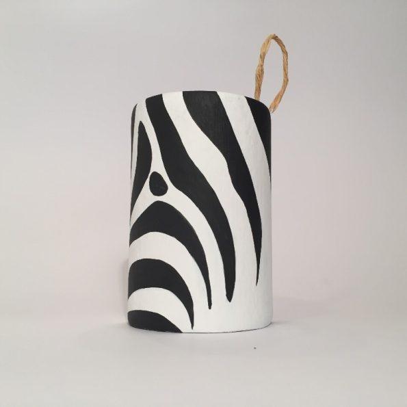 Ukrasna posuda zebra