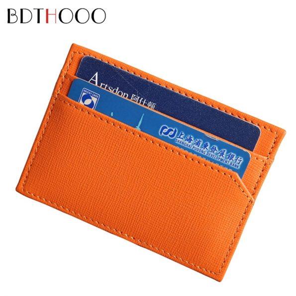 Novčanik za novac i kartice narandzasti